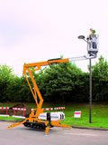 Mobile aerial working platforms -  NIFTYLIFT